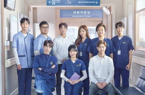 Upcoming Medical Drama Starring Lee Joon Hyuk And Lee Yoo Bi Releases Posters