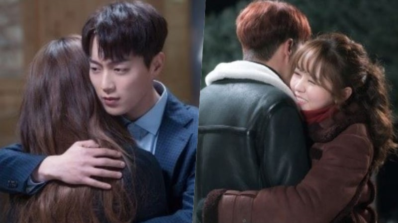 "Reasons Why Yoon Doojoon And Kim So Hyun Hug On ""Radio Romance"""
