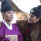 "Tension Continues To Grow Between Yoon Shi Yoon And Joo Sang Wook In ""Grand Prince"""