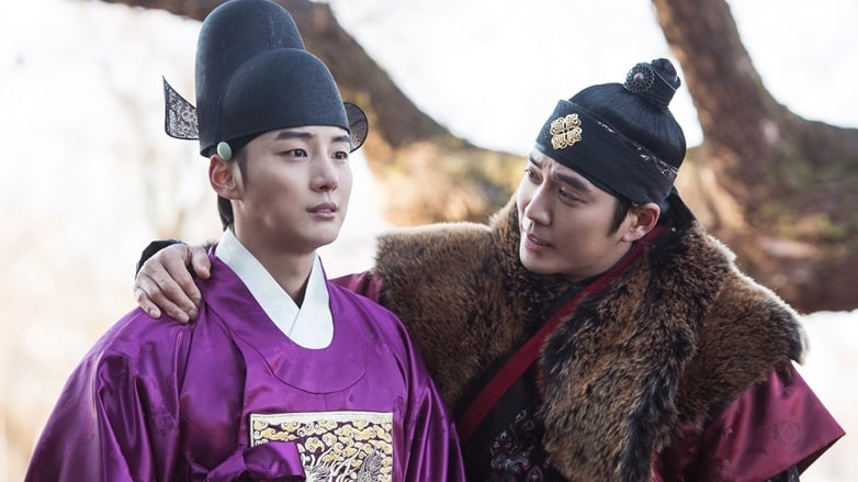 "Tension Continues To Grow Between Yoon Shi Yoon And Joo Sang Wook In ""Grand Prince"""