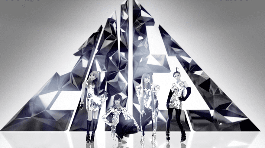 """2NE1's """"I Am The Best"""" Becomes Their 1st MV To Hit 200 Million Views"""