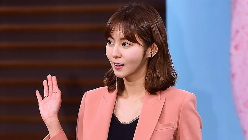"Uee Shares How Her Views On Marriage Have Changed While Filming ""My Husband, Mr. Oh!"""