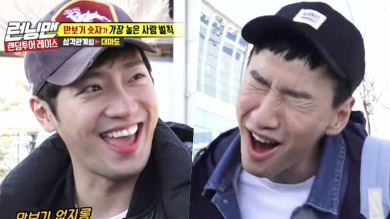 "Lee Sang Yeob And Lee Kwang Soo's Hilarious Bickering On ""Running Man"" Boosts Ratings"