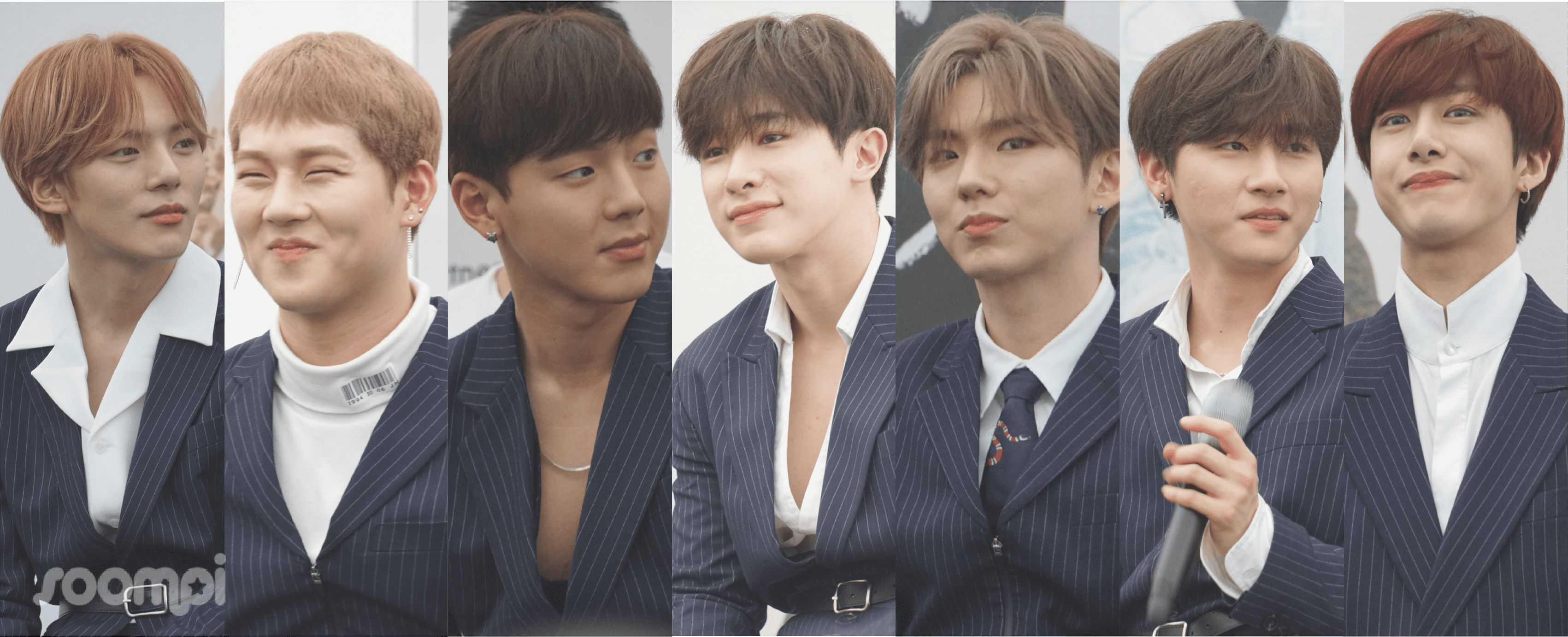 MONSTA X Talks About Deserted Islands, Favorite Tracks, And More
