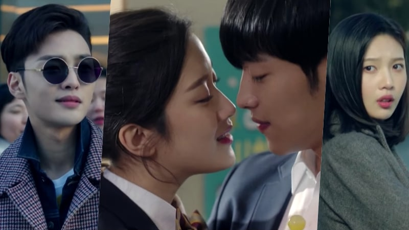 """Watch: The Cast Of """"Tempted"""" Is Caught In A Web Of Seduction In New Preview"""