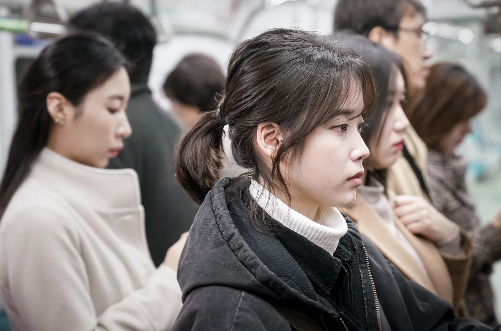 "IU Explains What Drew Her To ""My Ahjussi"" And Her Character"