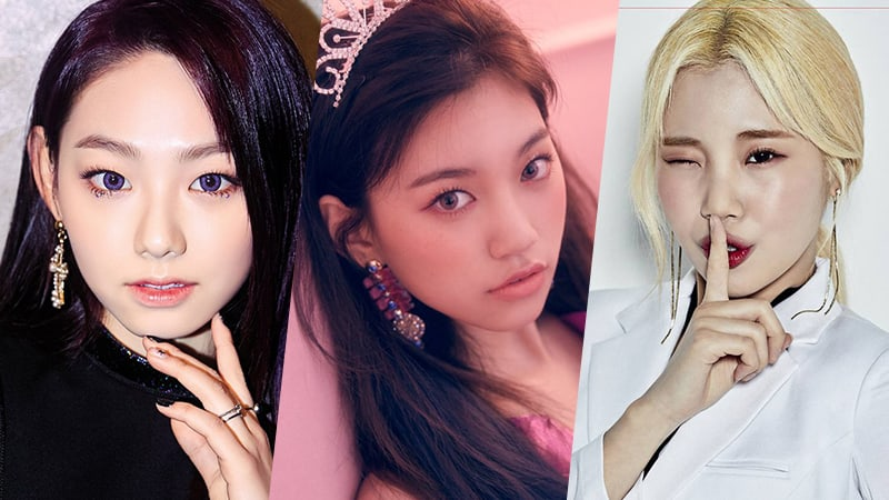 Female Idols Lovingly Describe Their Groups And Share Where They Want To Be In 10 Years