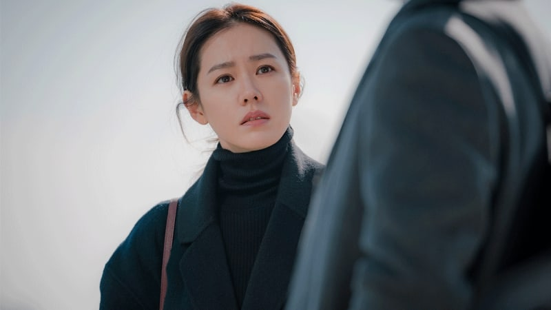 Son Ye Jin Gets Into Character For Her First Drama Role In 5 Years