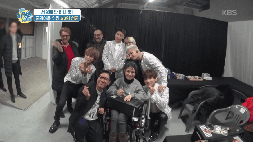 Watch: BIGBANG Makes Fans' Dreams Come True With Heartwarming Meetup And Gifts