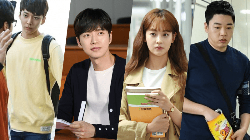 """Cast Members Of """"Cheese In The Trap"""" Film Share Which"""