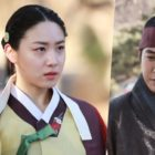 """Joo Sang Wook And Ryu Hyoyoung Test Each Other In """"Grand Prince"""""""