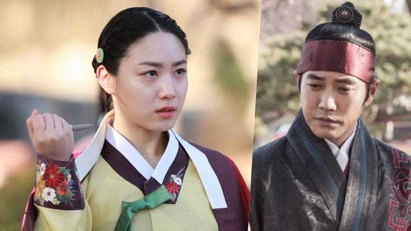 "Joo Sang Wook And Ryu Hyoyoung Test Each Other In ""Grand Prince"""