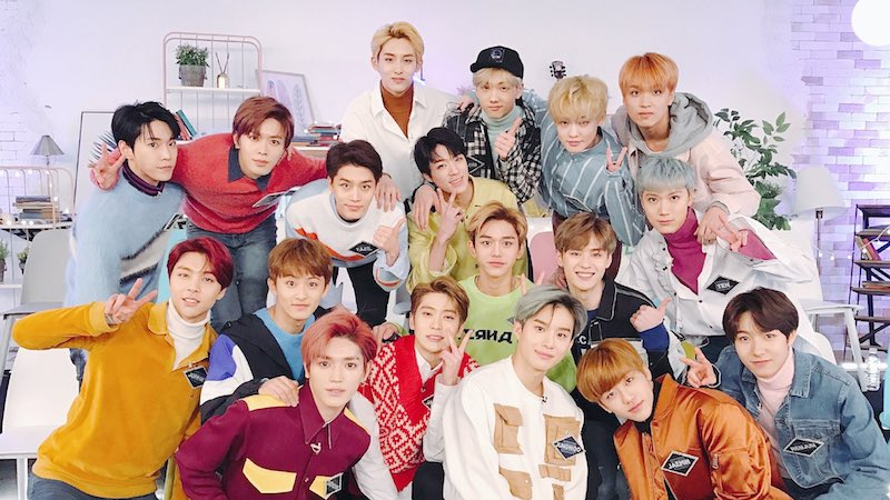 "NCT Tops International iTunes Charts With ""NCT 2018 Empathy"""