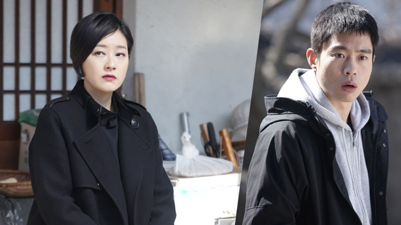 "Park Jin Hee Shares Serious Conversation With Kim Dong Young In ""Return"""