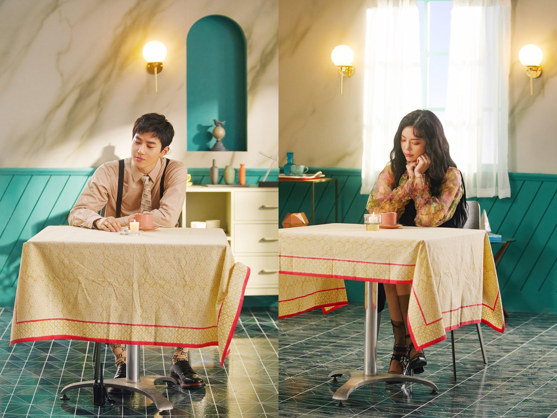 Suho EXO dan Jang Jae In