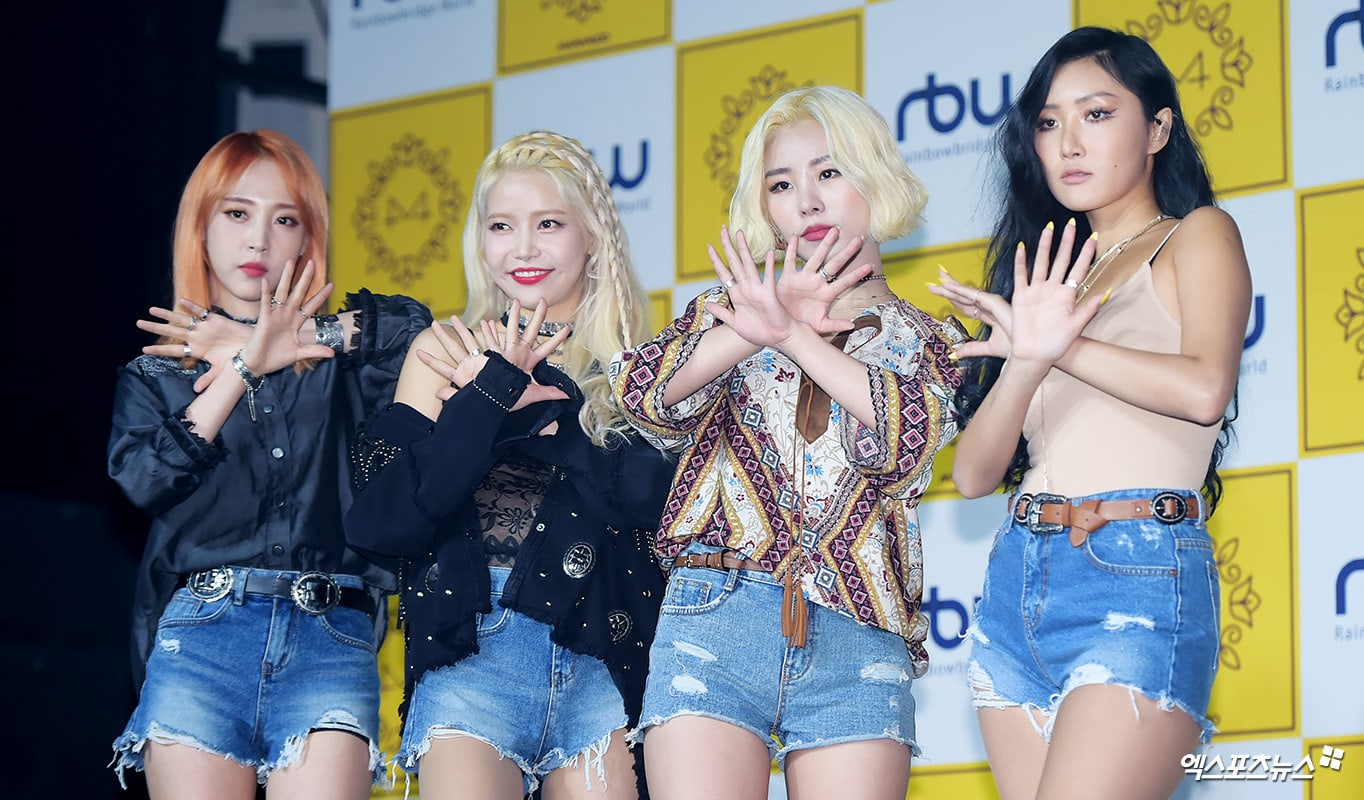 MAMAMOO Talks About Their Future Goals And Taking On New Music Genres