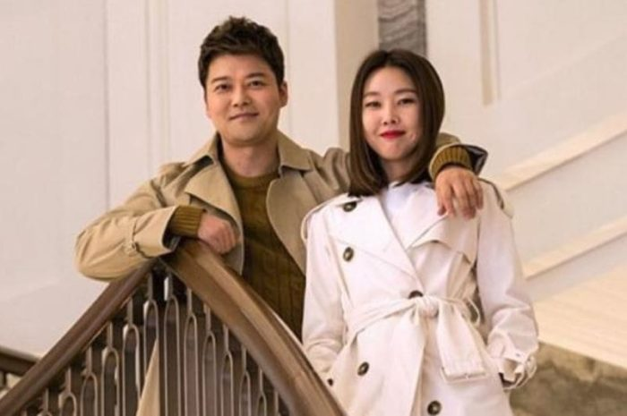 Jun Hyun Moo And Han Hye Jin Take On 2018 Ice Bucket Challenge Together