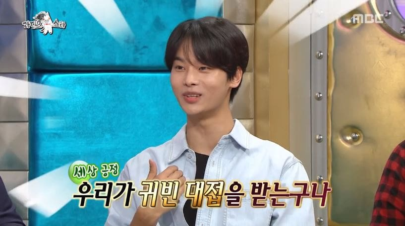 VIXX's N Talks About An Interesting Incident That Happened In Kazakhstan