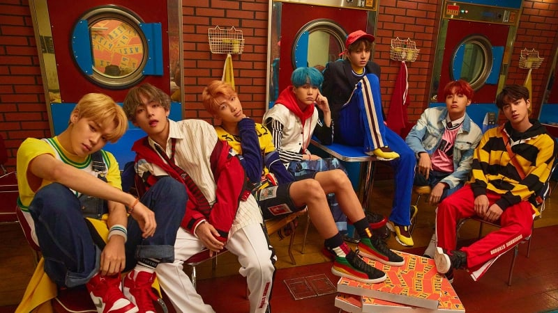 "BTS Continues To Write Gaon Chart History With Record-Breaking Album Sales Of ""Love Yourself: Her"""