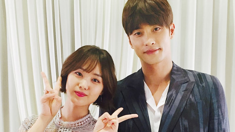 Update: Sung Hoon's Agency And Song Ji Eun Respond To Dating Reports