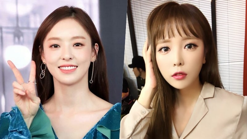 """""""Running Man"""" Is Preparing Special New Project That May Involve Lee Da Hee And Hong Jin Young"""