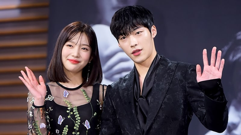 """Red Velvet's Joy And Woo Do Hwan Talk About Their First Impressions And Chemistry In """"Tempted"""""""