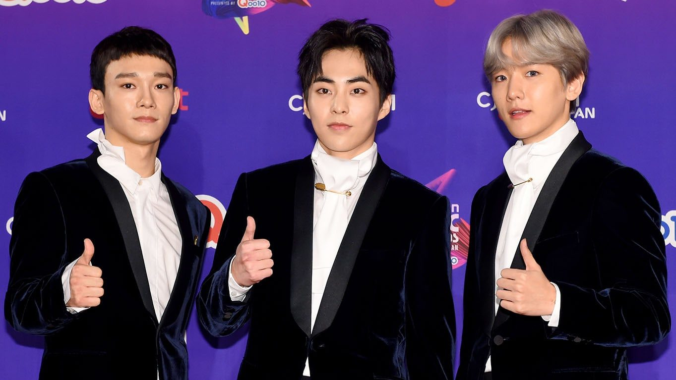 Update: EXO-CBX Confirmed To Make First Korean Comeback