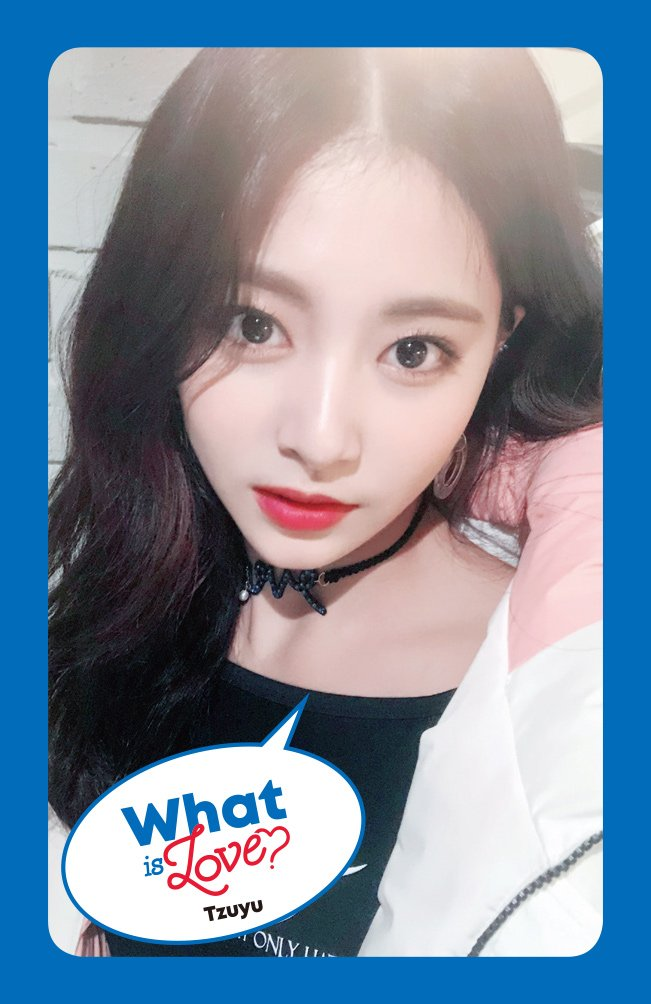 update twice reveals adorable photo card images for what is love
