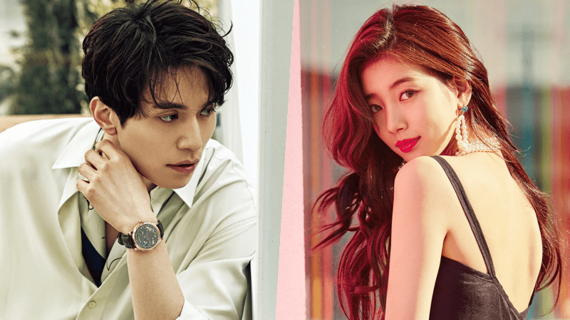 Korean stars Lee Dong Wook and Suzy are dating