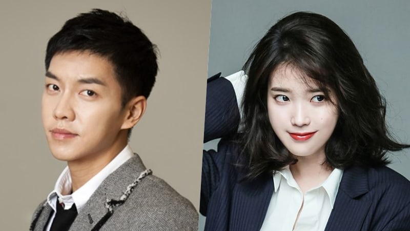 Lee Seung Gi Expresses Strong Interest In Collaborating With IU