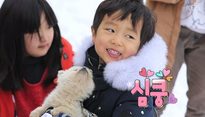"""Watch: Seungjae To Become The Adorable Caretaker Of A Puppy In """"The Return Of Superman"""""""