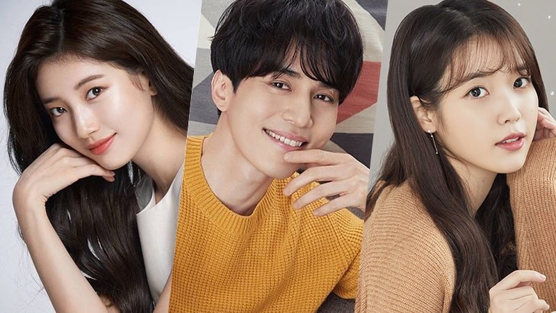 Su-zy Admits Relationship with Actor Lee Dong-wook