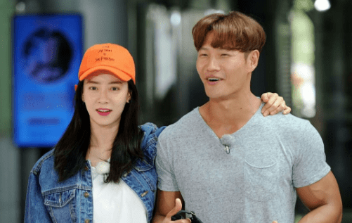 """Song Ji Hyo To Appear As Special MC On """"My Ugly Duckling,"""" Currently Starring Kim Jong Kook"""