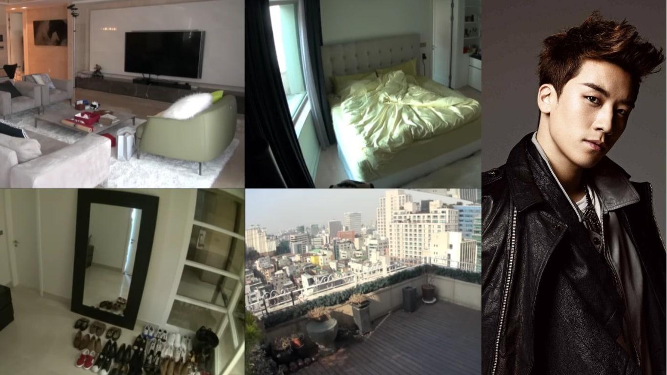 "Watch: BIGBANG's Seungri Shows Off His Luxury House On ""I Live Alone"" |  Soompi"