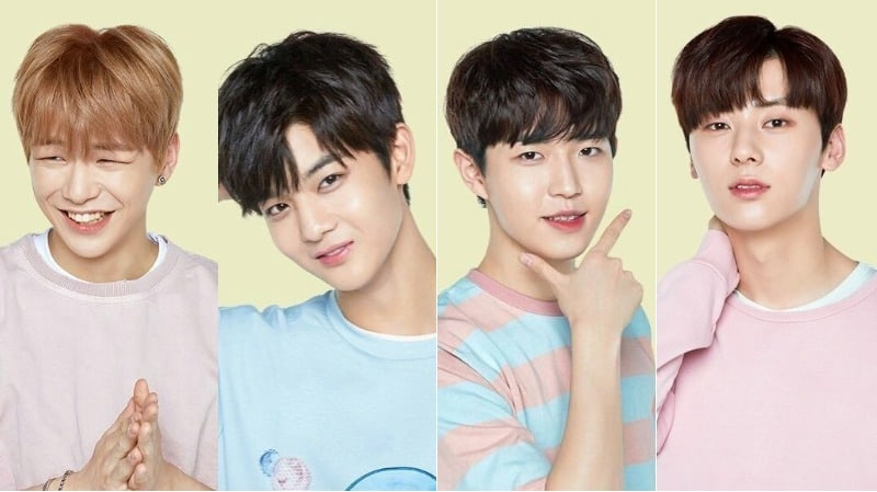 "Wanna One's Kang Daniel, Bae Jin Young, Kim Jae Hwan, and Hwang Min Hyun To Appear On ""Happy Together"""