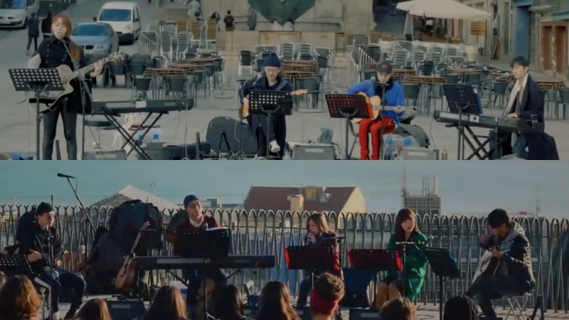"Watch: ""Begin Again 2"" Drops New Teasers Of Singers Busking In Europe"