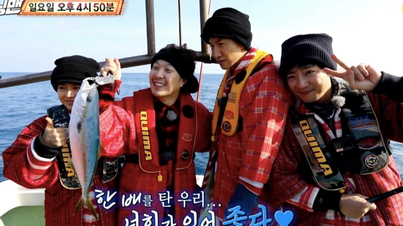 "Watch: ""Running Man"" Team Battle Devolves Into Infighting In Hilarious New Preview"