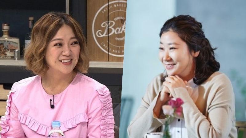 Kim Sook And Ra Mi Ran In Talks To Reunite Through New Variety Show