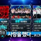 """Watch: iKON Takes 11th Win For """"Love Scenario"""" On """"Music Core,"""" Performances By MAMAMOO, NCT Dream, Ilhoon, And More"""