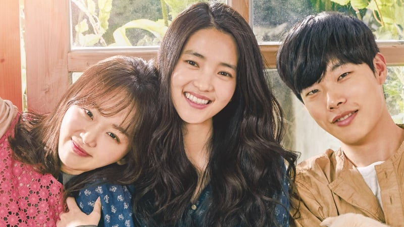 "Cast Of ""Little Forest"" Celebrates Reaching Over 1 Million Moviegoers"