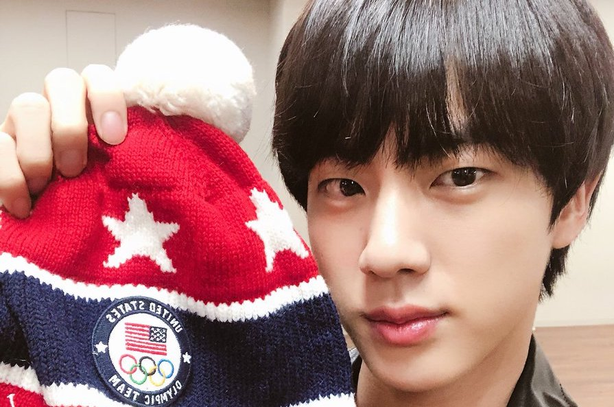 BTS Posts Photos Proving The Group Received The ShibSibs' Olympics Gifts