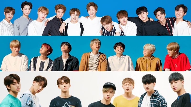 March Boy Group Brand Reputation Rankings Revealed