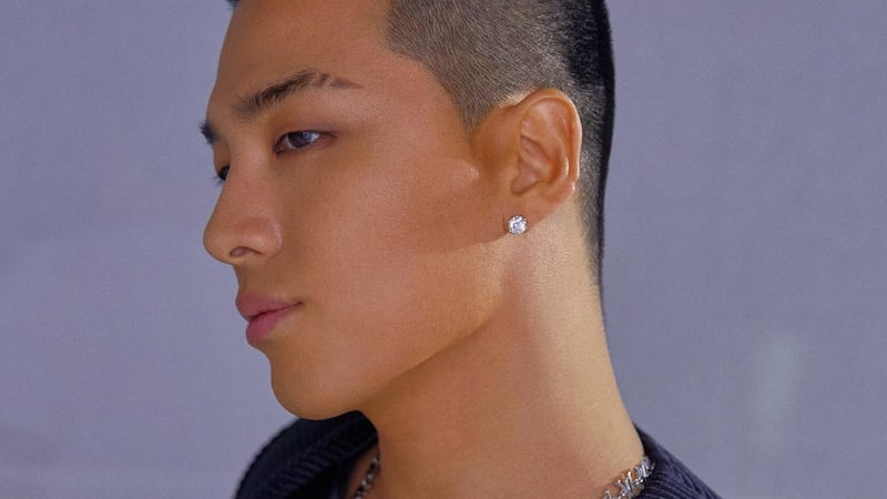 BIGBANG's Taeyang Shines In New Military Photos