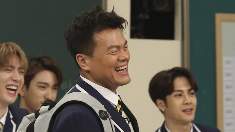 Park Jin Young Talks About A Misunderstanding When He Debuted And Future Goals