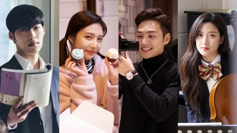"Cast of ""Tempted"" Show Off Great Chemistry Behind The Scenes"