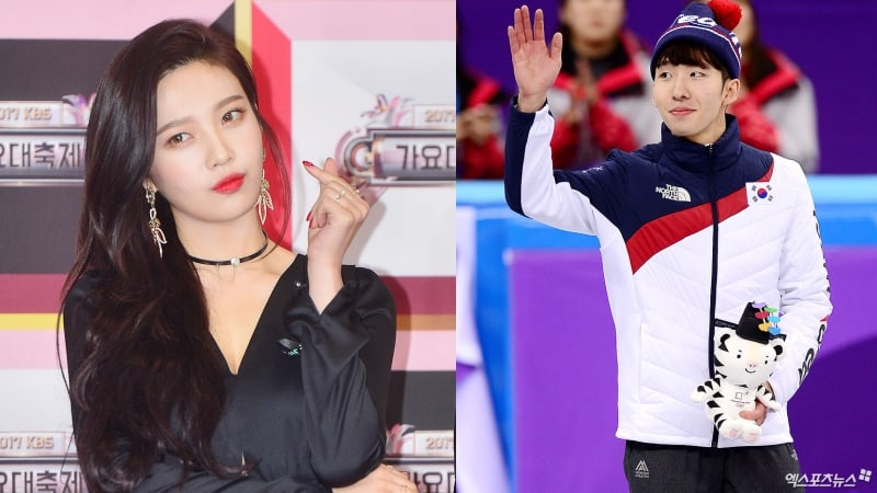 Red Velvet's Joy Responds To Olympic Gold Medalist Lim Hyo Jun Wanting To Meet Her