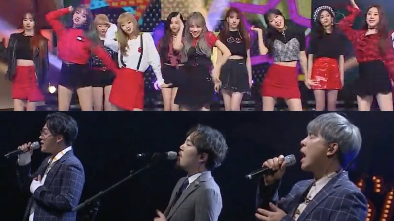 Watch: Cosmic Girls And Jang Deok Cheol Go Head-To-Head With Renditions Of 2000s Hits
