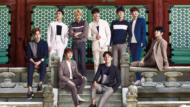 Korean National Mint To Launch Official EXO Commemorative Medal