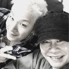Yang Hyun Suk Bids Adieu To BIGBANG's Taeyang Ahead of Military Enlistment