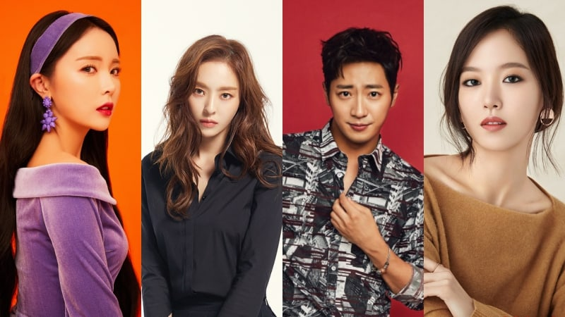 """Running Man"" Adds Lee Sang Yeob And Kang Han Na To 4-Week Project"
